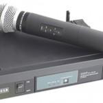 Microfone CSR 816 sem fio