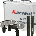 Microfone Karsect  K-7C bateria