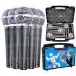 Microfone CSR 48-5 kit