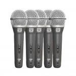 Microfone Superlux PRA-C5 kit