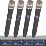 Microfone Vocopro UHF 5800-6 s/fio